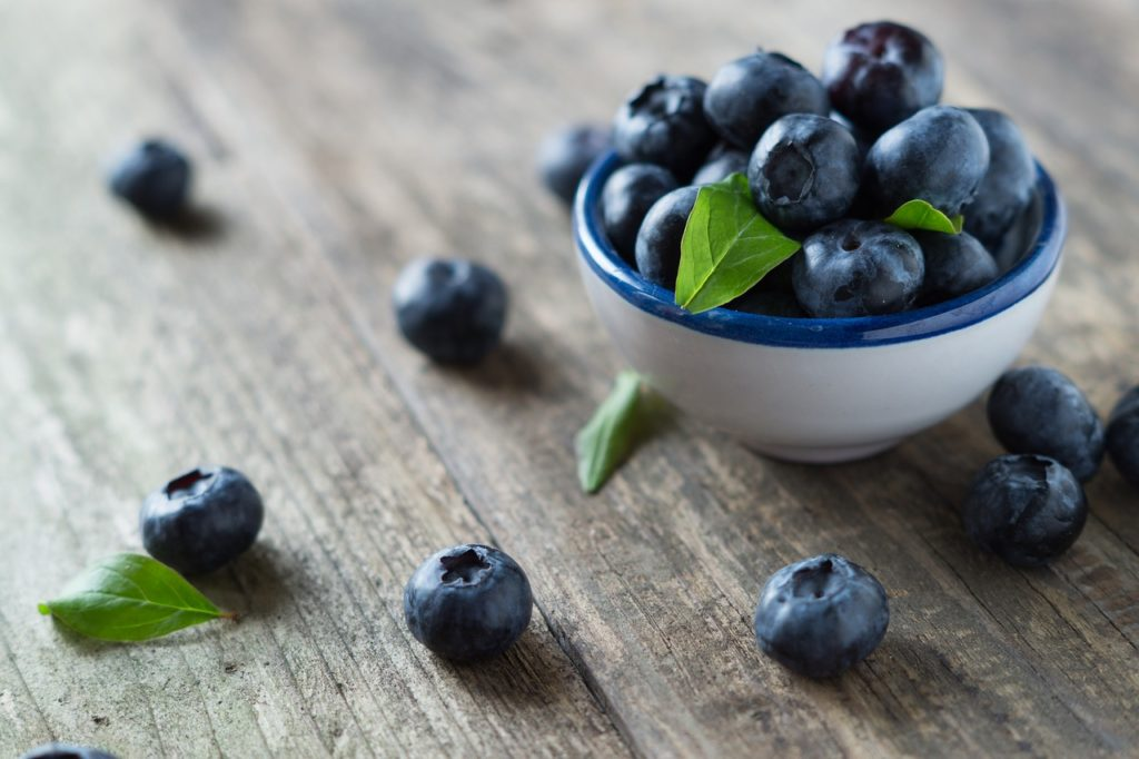 blueberries for weight lose
