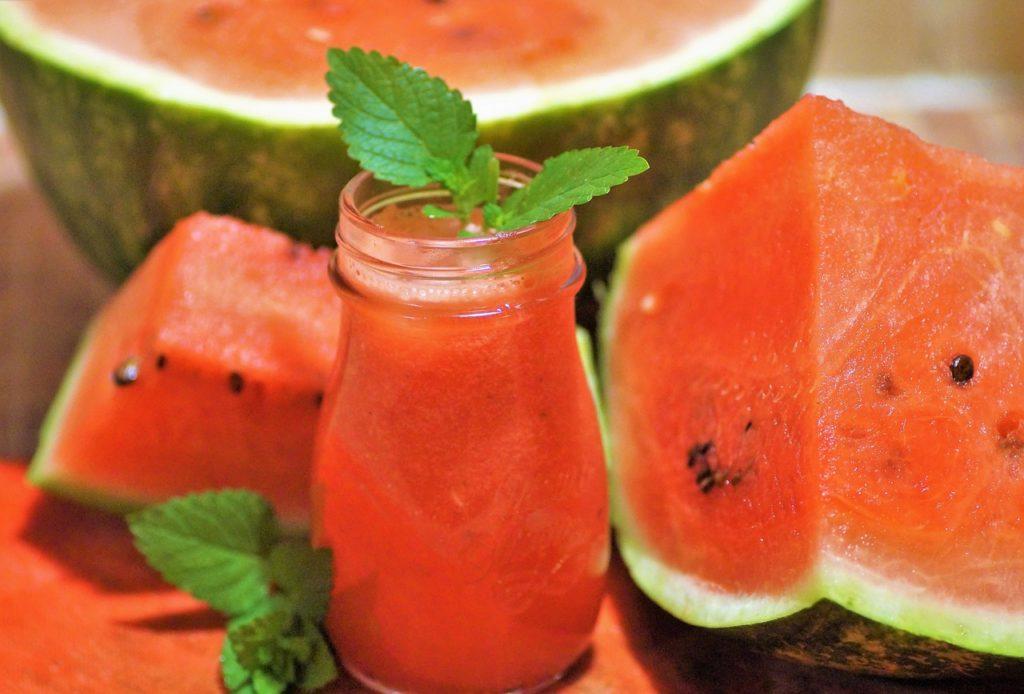 melon Pitahaya fruits to lose weight