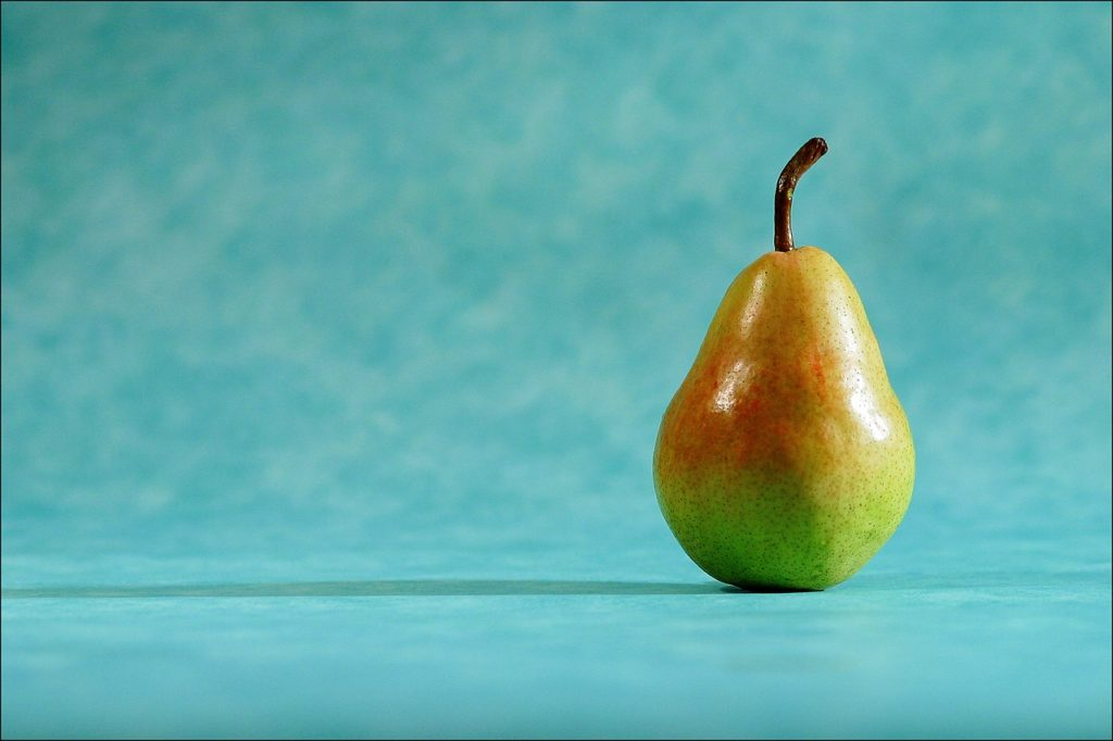 pear may help to lose weight