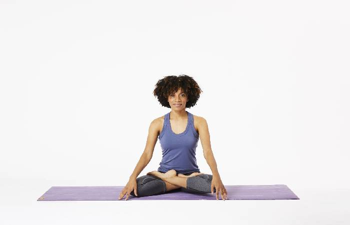 Lotus Position with Rotations