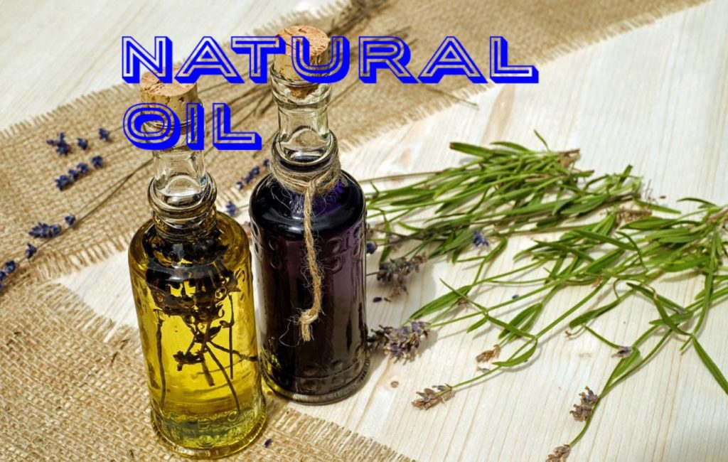 Natural Oil for chest infection