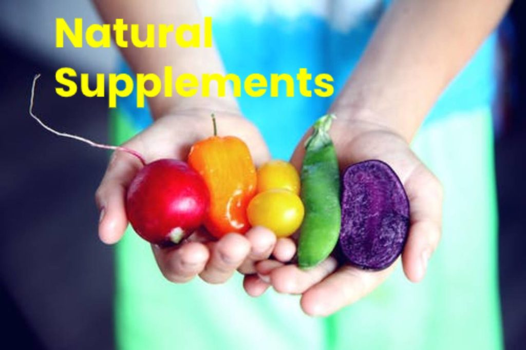 When Should Take Natural Supplements