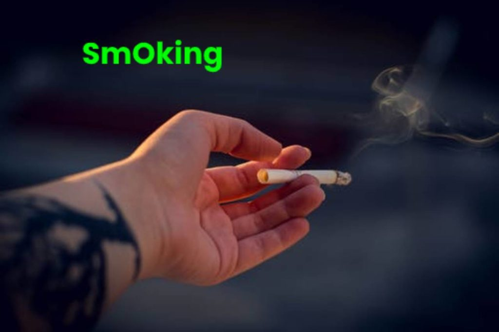 Stop Smoking to boast immune system