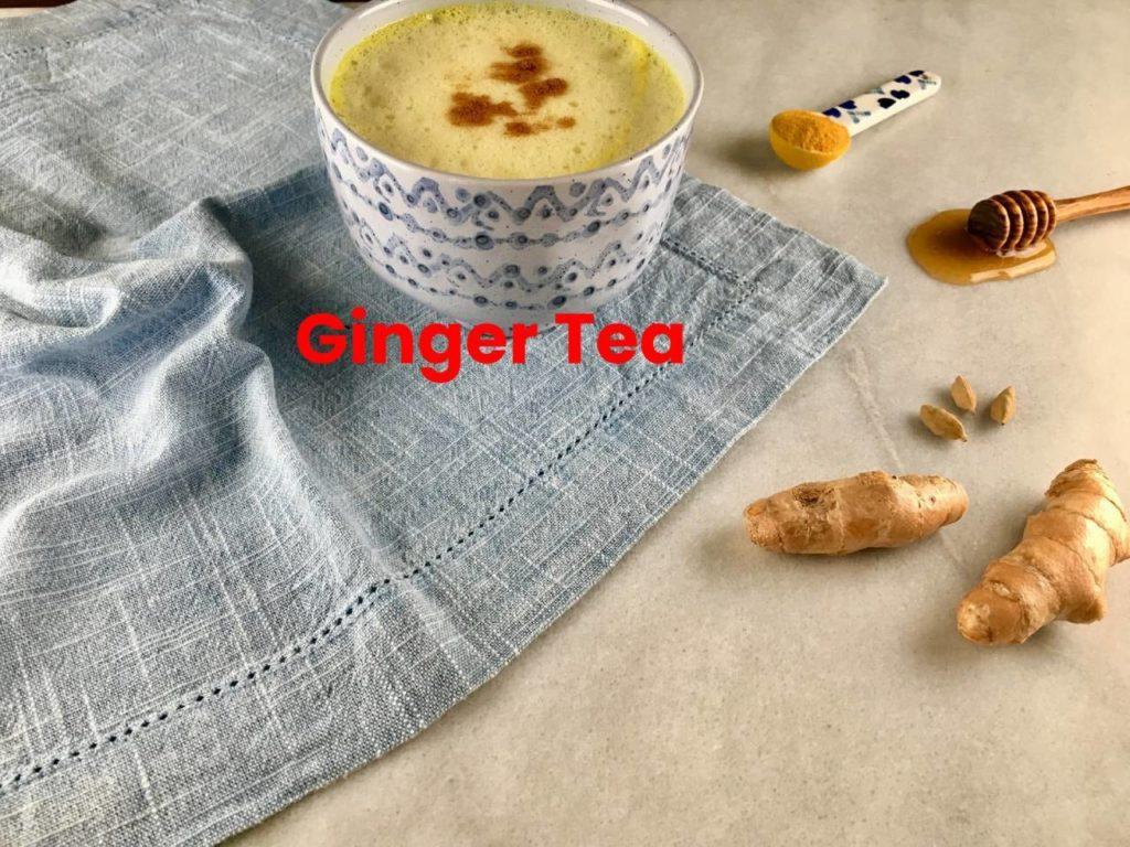 Ginger Tea heartburn
