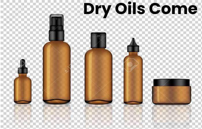 dry oils