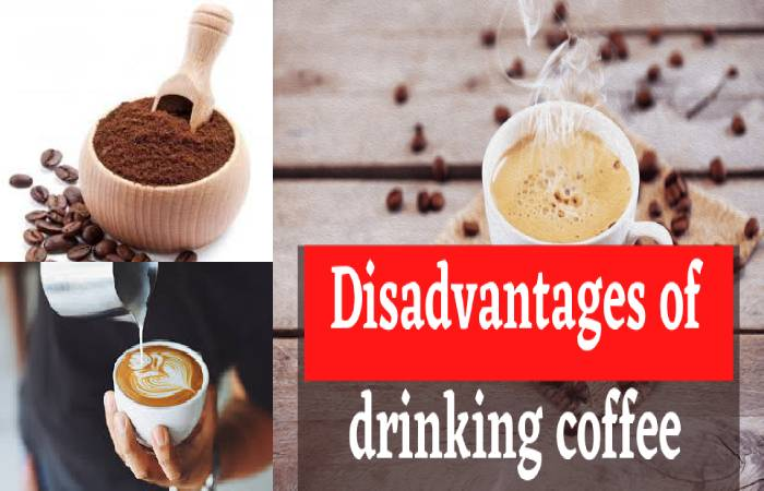 disadvantages of coffee