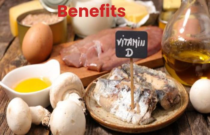 benefits of vitamin